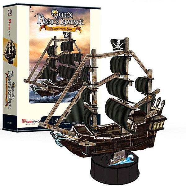 CubicFun 3D пазл CubicFun Корабль Месть Королевы Анны