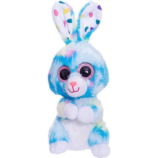 ABtoys Мягкая игрушка Кролик 15 см,