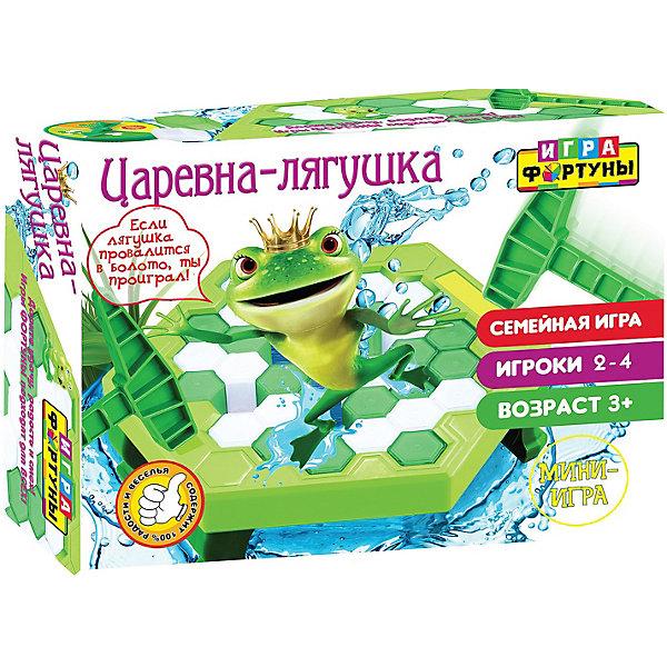 - Настольная мини-игра Игра фортуны Царевна-лягушка