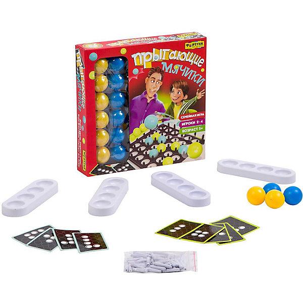 Фортуна Настольная игра Игра фортуны Прыгающие мячики