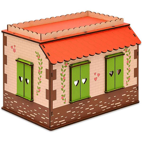 ЯиГрушка Домик Одним прекрасным утром «Маленькая мечта» дом для кукол яигрушка маленькая мечта 59831