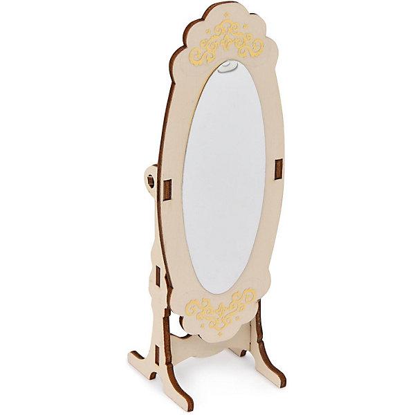 Фото - ЯиГрушка «Зеркало» Одним прекрасным утром, коллекция «Барокко» яигрушка набор мебели одним прекрасным утром два стула коллекция барокко