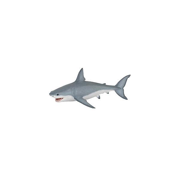 Купить Фигурка PaPo Белая акула, Китай, Унисекс