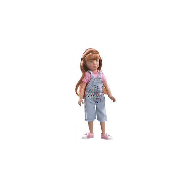 Kruselings Кукла Kruselings Хлоя художница, 23 см