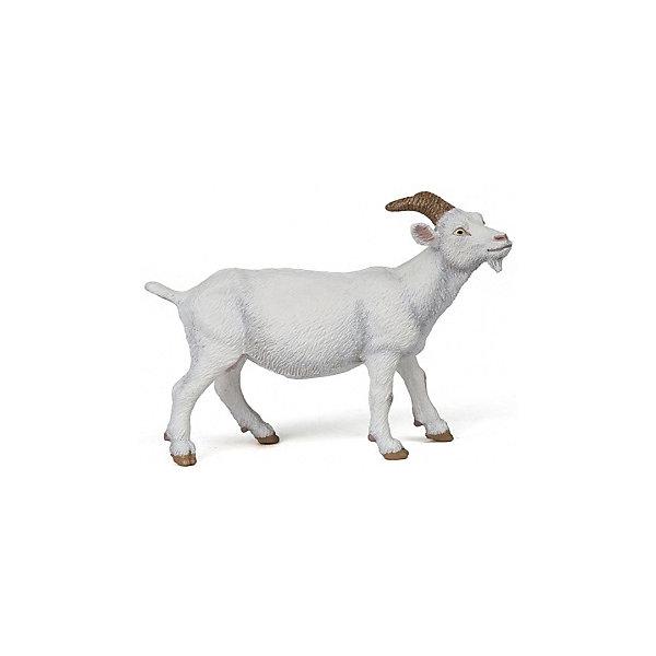 РаРо Фигурка PaPo Белая коза игровые фигурки papo игровая реалистичная фигурка людовик xiv на коне