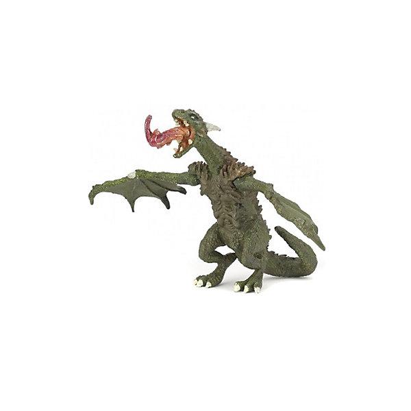 Купить Фигурка PaPo Дракон с подвижными крыльями, Китай, Унисекс