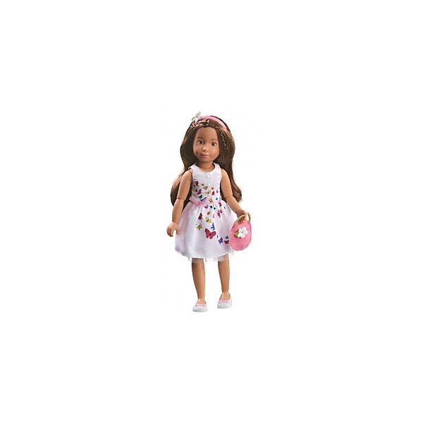 Kruselings Кукла Kruselings София в летнем праздничном платье,, 23 см