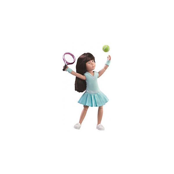 Kruselings Кукла Kruselings Луна теннисистка, 23 см