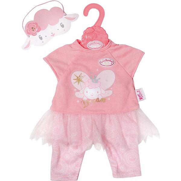 Zapf Creation Одежда для куклы Baby Annabell Пижама Феечка