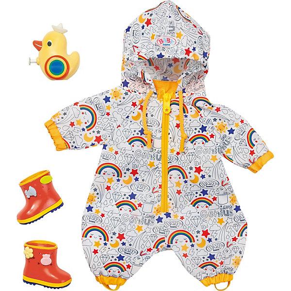 Zapf Creation Одежда для куклы Baby Born Осенний комбинезон с сапогами