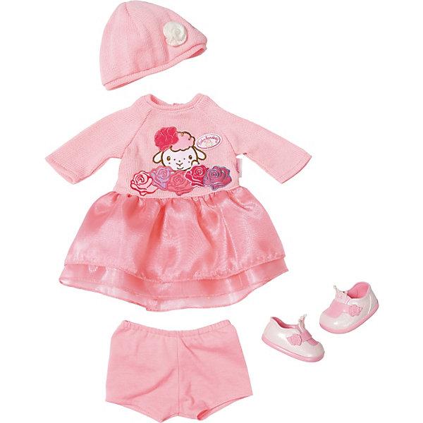 Zapf Creation Одежда для куклы Baby Annabell Вязаный комплект