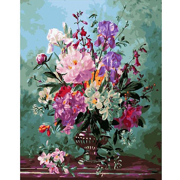 Molly Картина по номерам Торжественный букет, 40х50 см