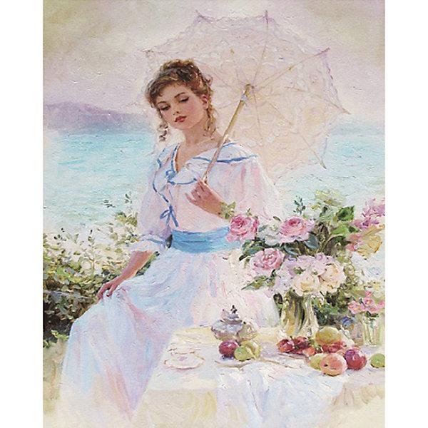 Molly Картина по номерам Molly Разумов В жаркий полдень, 40х50 см
