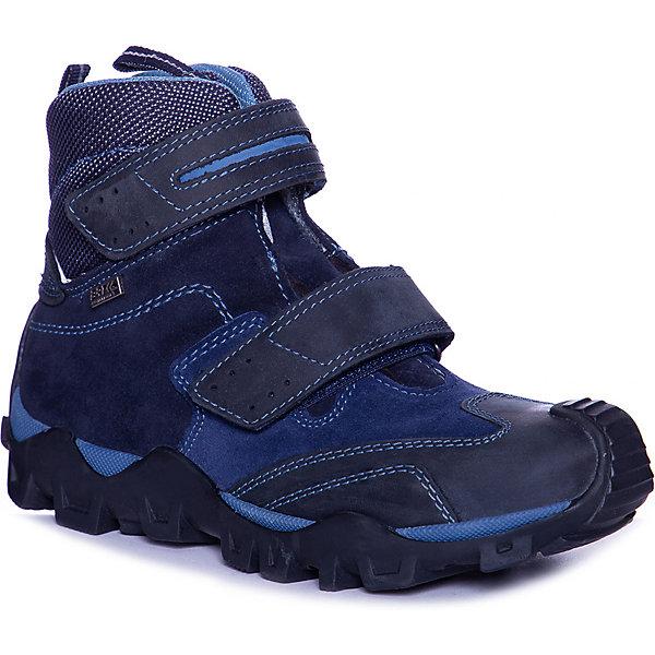 Bartek Ботинки Bartek для мальчика ботинки для мальчика зебра цвет черный 12566 1 размер 25