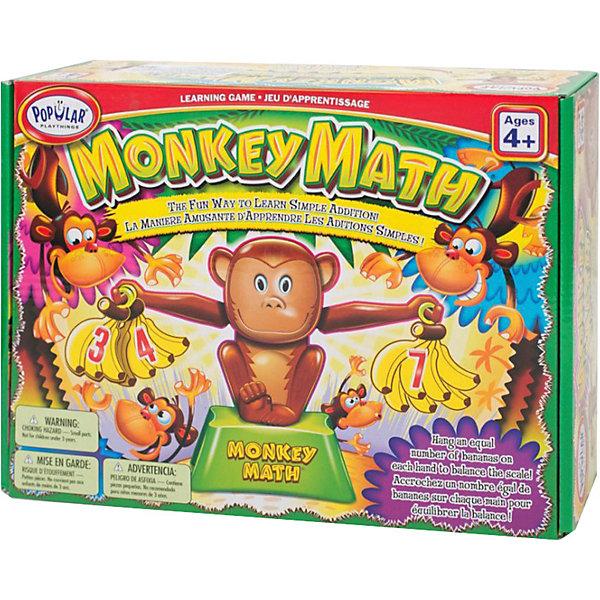 Popular Playthings Настольная игра Мартышкины задачи