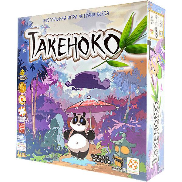 Настольная игра Стиль жизни Такеноко