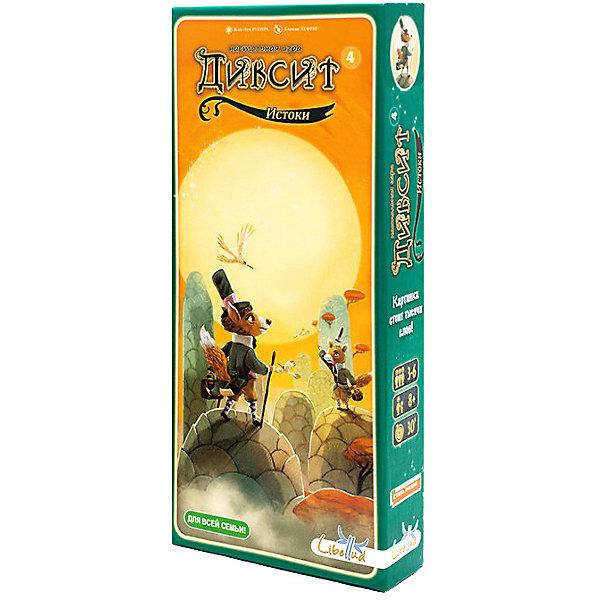 Asmodee Настольная игра Диксит 4.Истоки