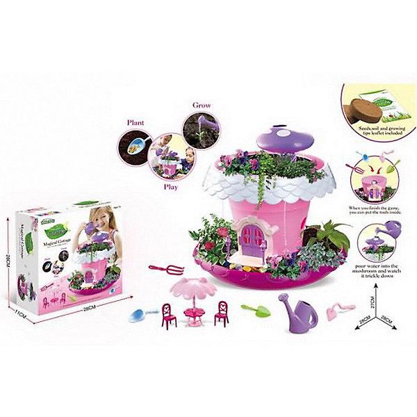 Junfa Toys Игровой набор Коттедж для кукол,