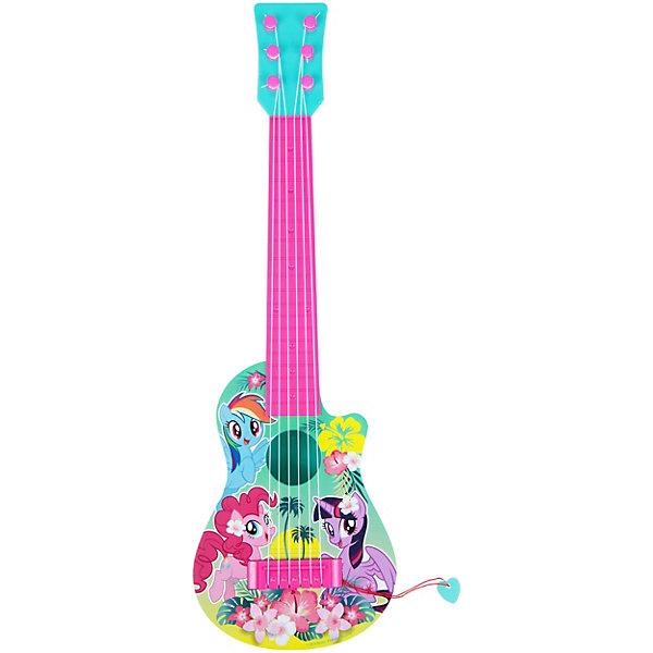 Росмэн Игрушечная гитара Росмэн My Little Pony росмэн приглашение в конверте миньоны 6 шт