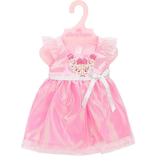 Mary Poppins Одежда для куклы Mary Poppins Корона Платье, 38-45 см одежда для кукол mary poppins платье корона