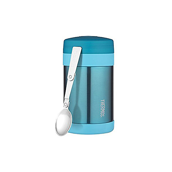THERMOS Термос с ложкой Thermos Stainless Steel F3024TL 470 мл.