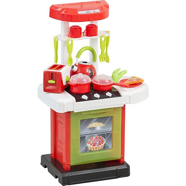 Купить Портативаня электронная кухня HTI Smart с чайником и тостером, 19 аксессуаров, Китай, разноцветный, Унисекс