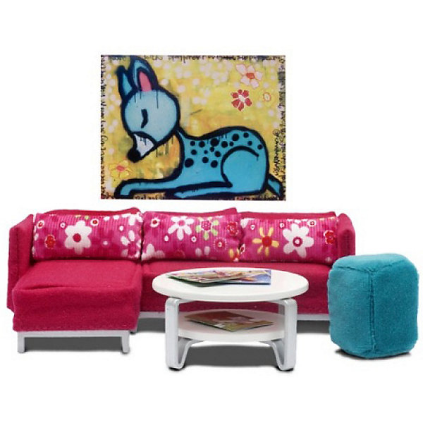 Lundby Мебель для домика Стокгольм Гостиная