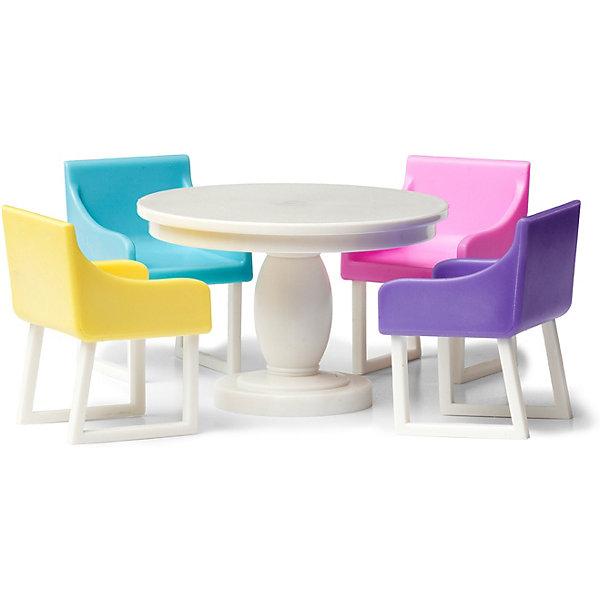 Lundby Мебель для домика Базовый набор столовой