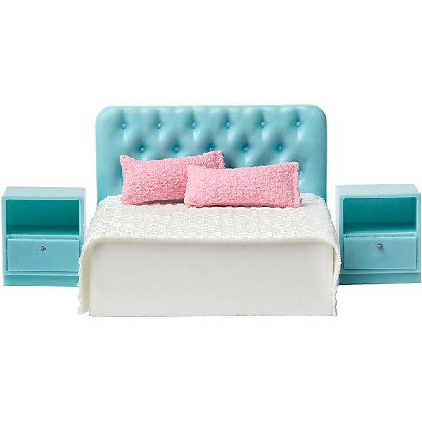 Lundby Мебель для домика Базовый набор спальни