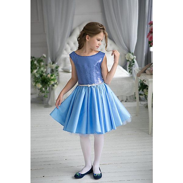 Unona Платье Unona для девочки игровые наборы 1toy игровой набор красотка с феном расческа зеркало заколки аксессуары