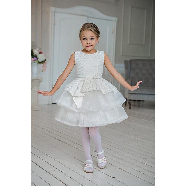 цены Unona Платье Unona для девочки