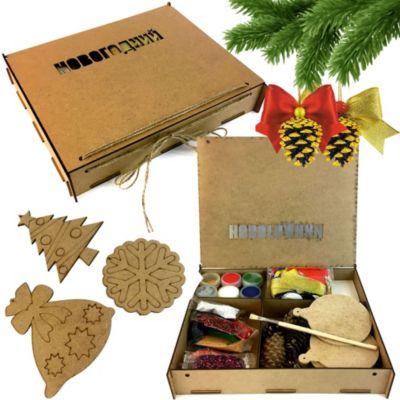 Набор для творчества Santa Lucia  Новый Год , малый, артикул:10365970 - Рукоделие и поделки