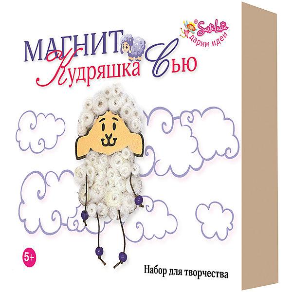 Купить Набор для творчества Santa Lucia Кудряшка Сью, Россия, разноцветный, Унисекс