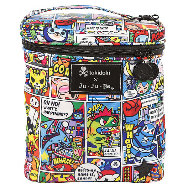 Ju-Ju-Be Термосумка Ju-Ju-Be Fuel Cell, tokidoki super toki super minds be l1 super grammar bk