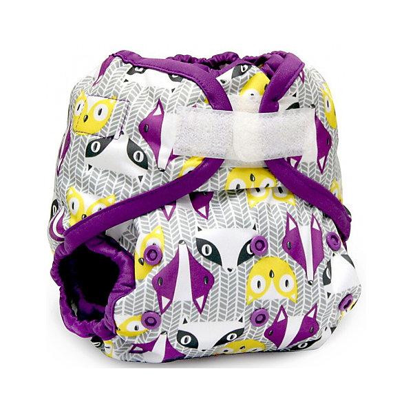 Kanga Care Обложка-подгузник Kanga Care Aplix Cover, bonnie многоразовый подгузник kanga care для новорожденных lil joey 2 шт poppy 784672405829
