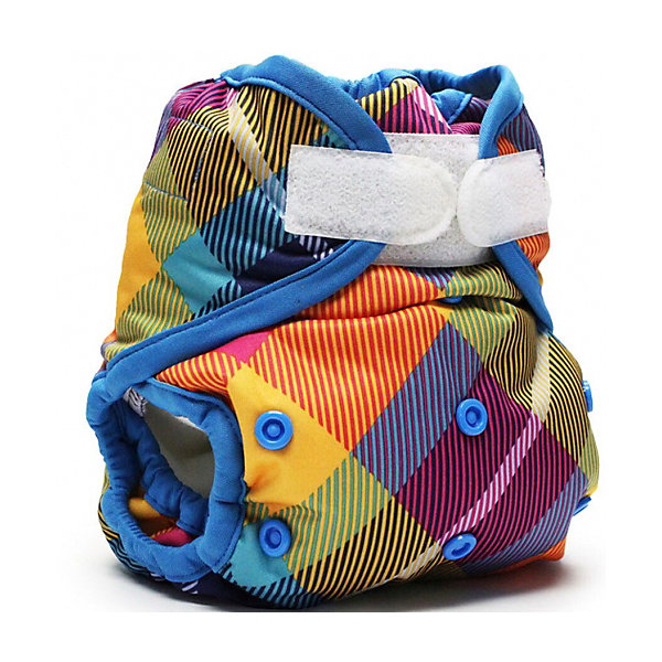 Kanga Care Обложка-подгузник Kanga Care Aplix Cover, preppy многоразовый подгузник kanga care для новорожденных lil joey 2 шт poppy 784672405829