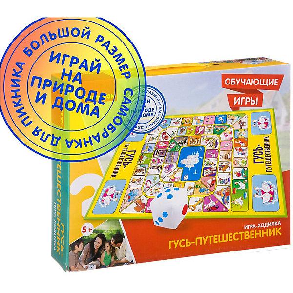 Купить Настольная игра-ходилка Bondibon Гусь-путешественник , Китай, Унисекс