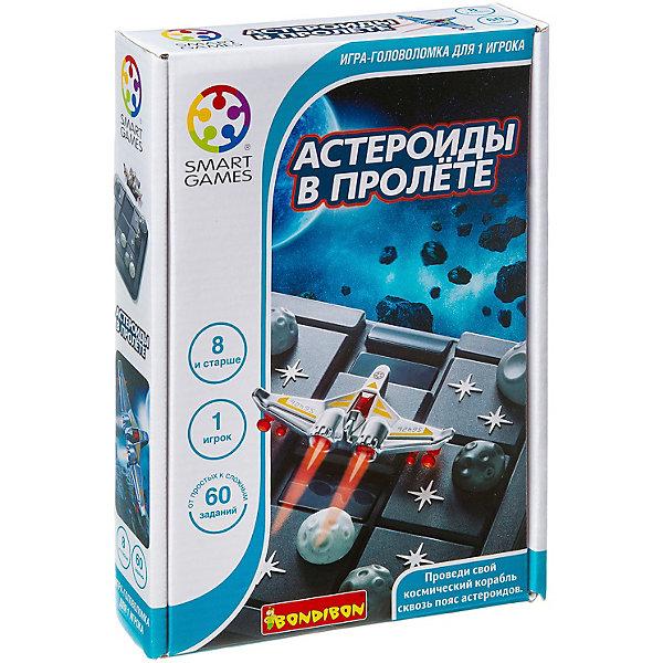 Bondibon Логическая игра Bondibon Астероиды в пролёте bondibon логическая игра парковка пазл вв1887