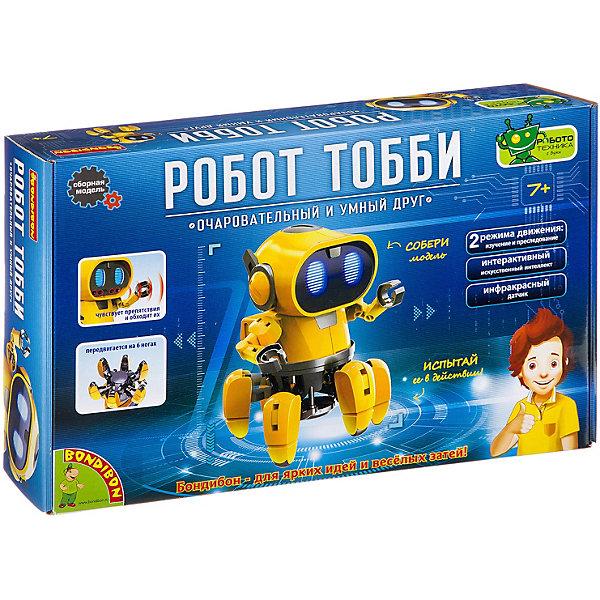 Bondibon Французские опыты Bondibon Науки с Буки Робот Тобби