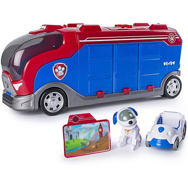 Spin Master Игрушка Paw Patrol круизный автобус игровой набор paw patrol два щенка в домике 16660 mar