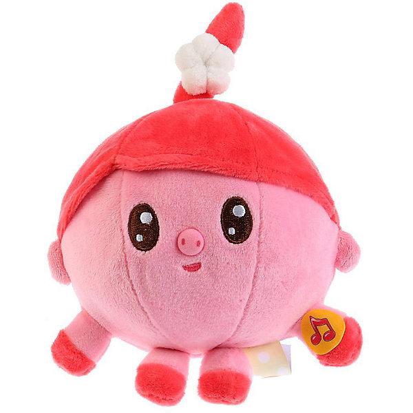 Мульти-Пульти Мягкая игрушка Малышарики Нюшенька, озвученная, 10 см