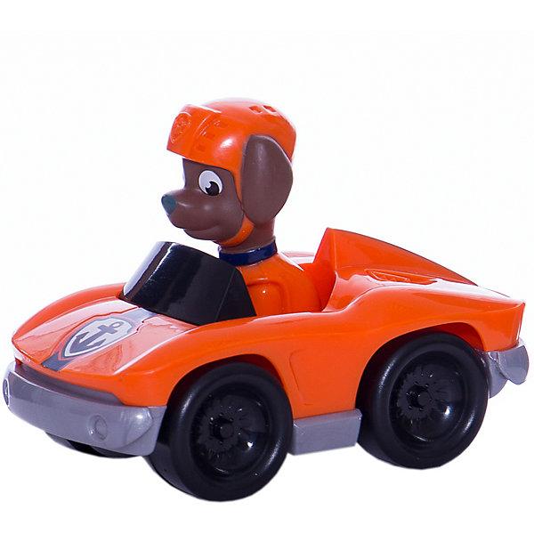 Купить Маленькая машинка спасателя Spin Master Щенячий патруль , Зума в кепке, Китай, Мужской