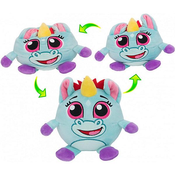 1Toy Мягкая игрушка Мняшки Хрумс Конни Хрум, 12 см
