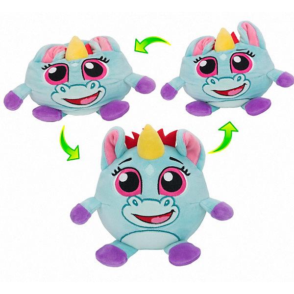 1Toy Мягкая игрушка Мняшки Хрумс Конни Хрум, 18 см