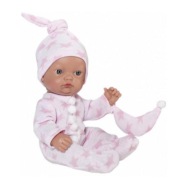 Купить Кукла-пупс Asi Горди в розовом, 28 см, Испания, розовый, Женский