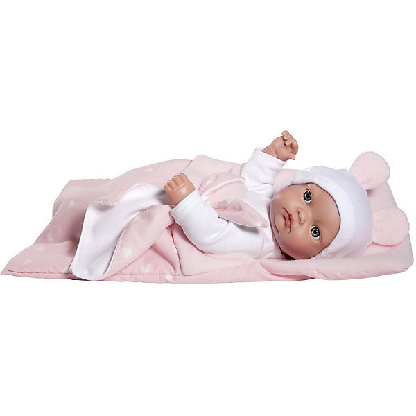 Купить Кукла-пупс Asi Горди с розовым конвертом, 28 см, Испания, розовый, Женский