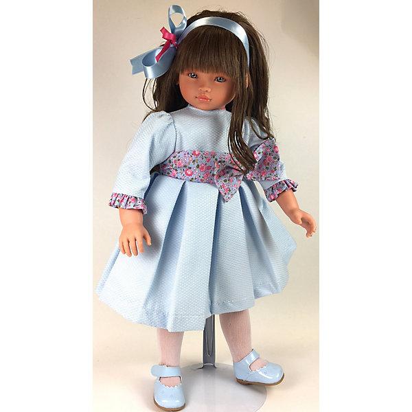 Купить Кукла Asi Эли в голубом 60 см, арт 314350, Испания, синий, Женский