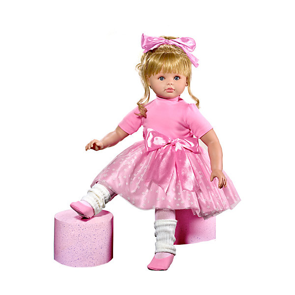 Asi Кукла Asi Пепа-балерина в розовом 57 см, арт 289991