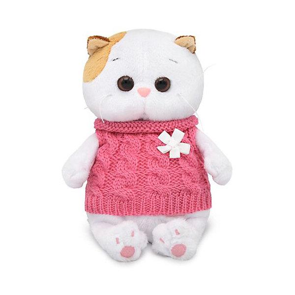 Budi Basa Мягкая игрушка Budi Basa Кошечка Ли-Ли Baby в жилетке, 20 см