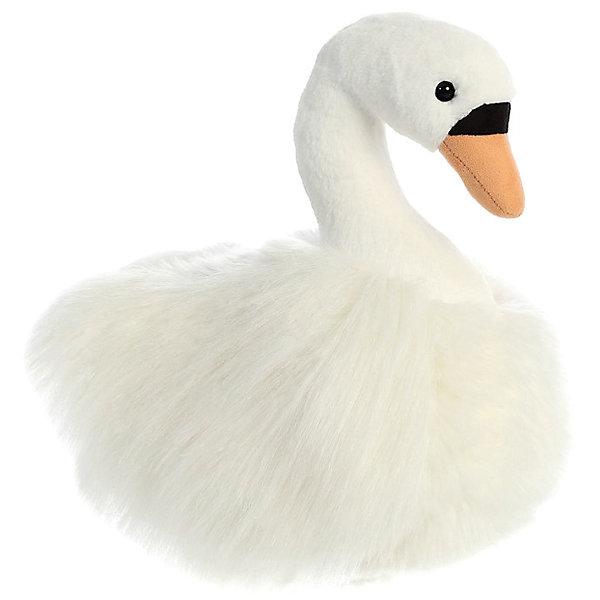 AURORA Мягкая игрушка AURORA Лебедь, 25 см цена